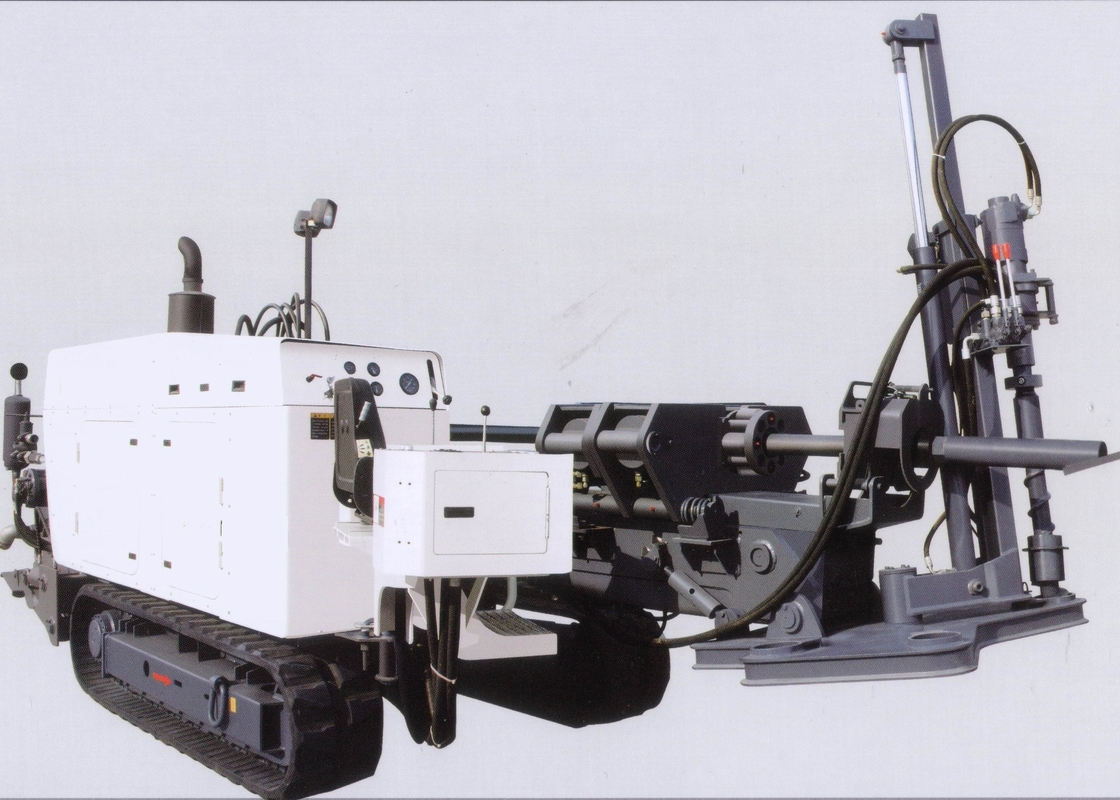450KN 179KW Horizontal Directional Drilling Rig